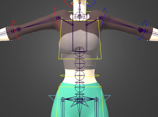 Maya Rigging Course | Learn Character Rigging for Games & Film